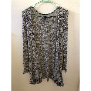 Forever 21 cardigan top